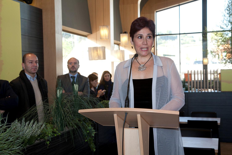 Presentación de la Inaguración del Pans&Company de Sabadell - Noviembre 2012 gabinete de prensa
