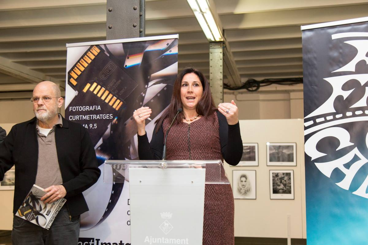 Presentació i Inauguració Exposicions Festimatge - Abril 2016 gabinete de prensa