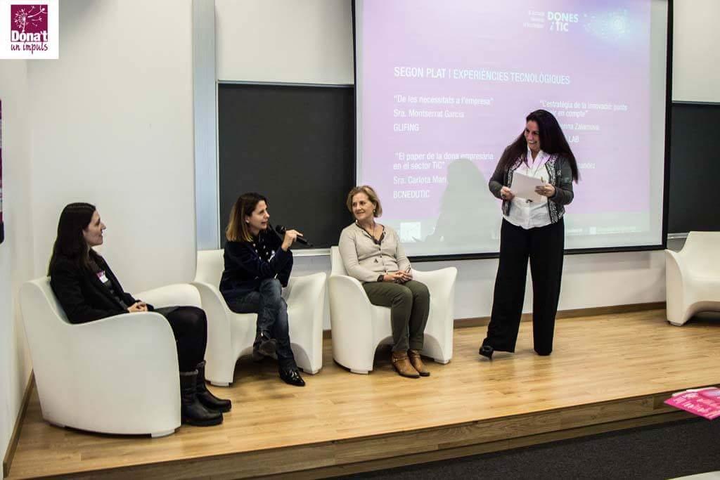 """Presentació de la Jornada """"Alimenta el teu negoci"""" - Setembre 2017 gabinete de prensa"""