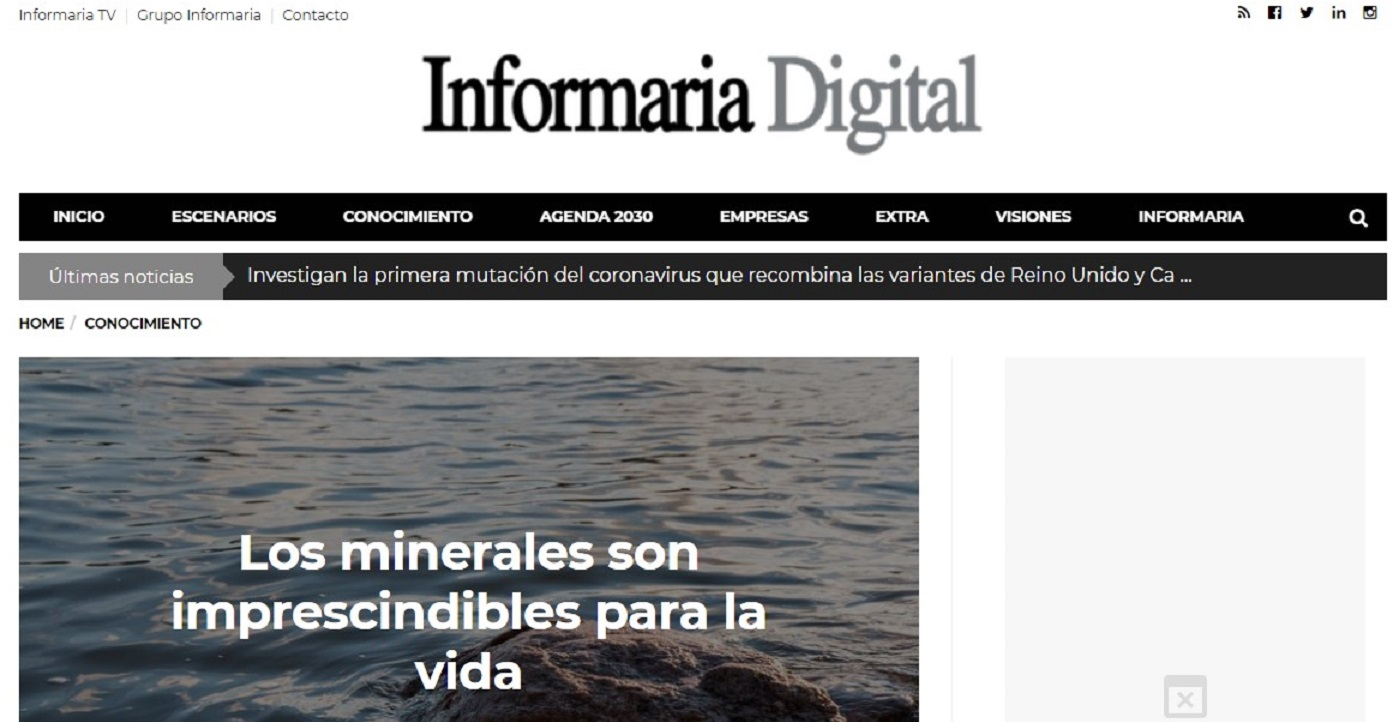 AgroSea en Informaria Digital - 20/03/2019 gabinete de prensa