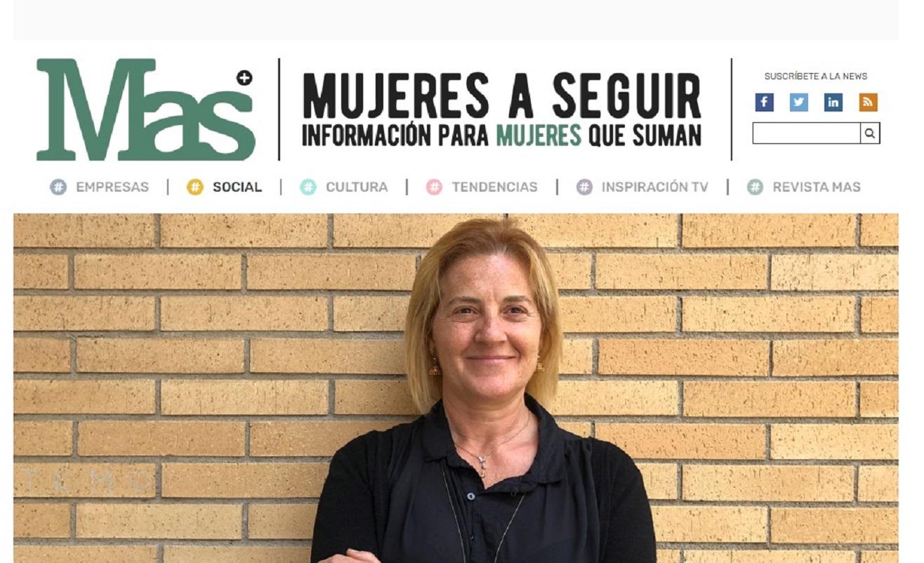 Glifing en Mujeres a seguir - 18/06/2019 gabinete de prensa