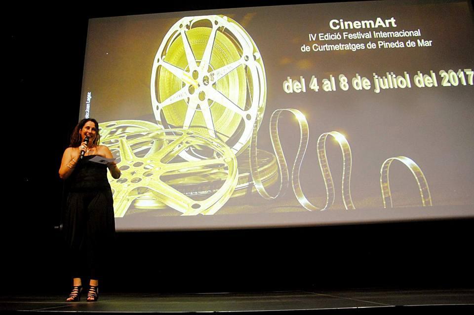 Presentando Gala Clausura Cinemart - Julio 2017 gabinete de prensa