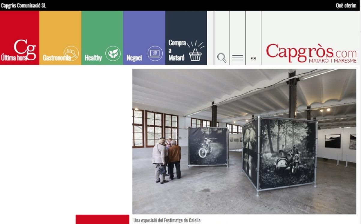"""FESTIMATGE en el """"Capgros"""" -12/04/2021 gabinete de prensa"""