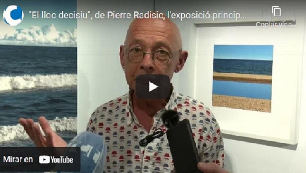 FESTIMATGE en Radio Calella TV - 13/04/2021 gabinete de prensa
