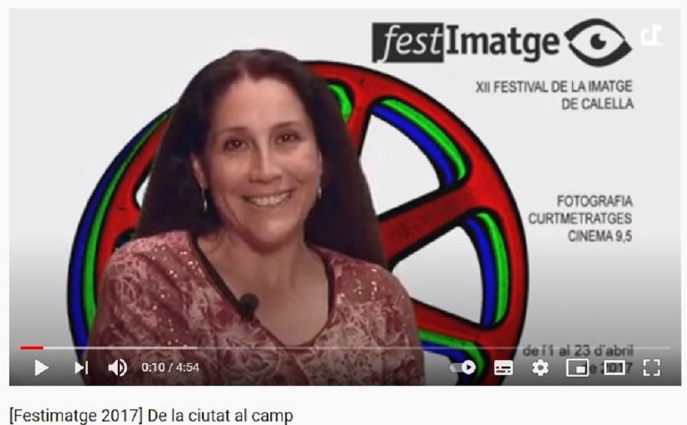 Festimatge en Radio Calella Televisión - 18/04/2017 gabinete de prensa