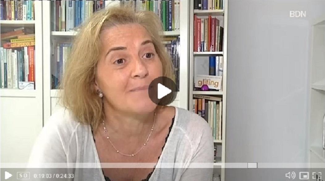 Glifing en BDN, Badalona Notícies, en el minuto 18' - 03/01/2019 gabinete de prensa