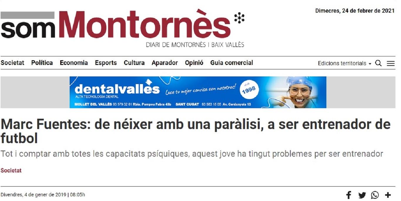 """Fundació Teràpia a Cavall en """"som Montornès"""" - 04/01/2019 gabinete de prensa"""