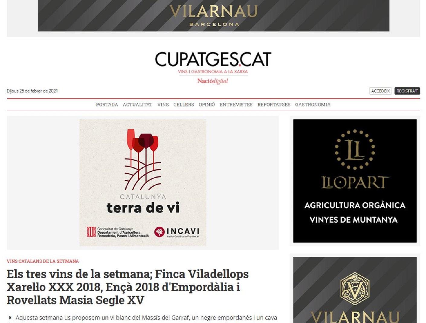 "Empordàlia en ""NacioDigital.cat"" -25/02/2021 gabinete de prensa"