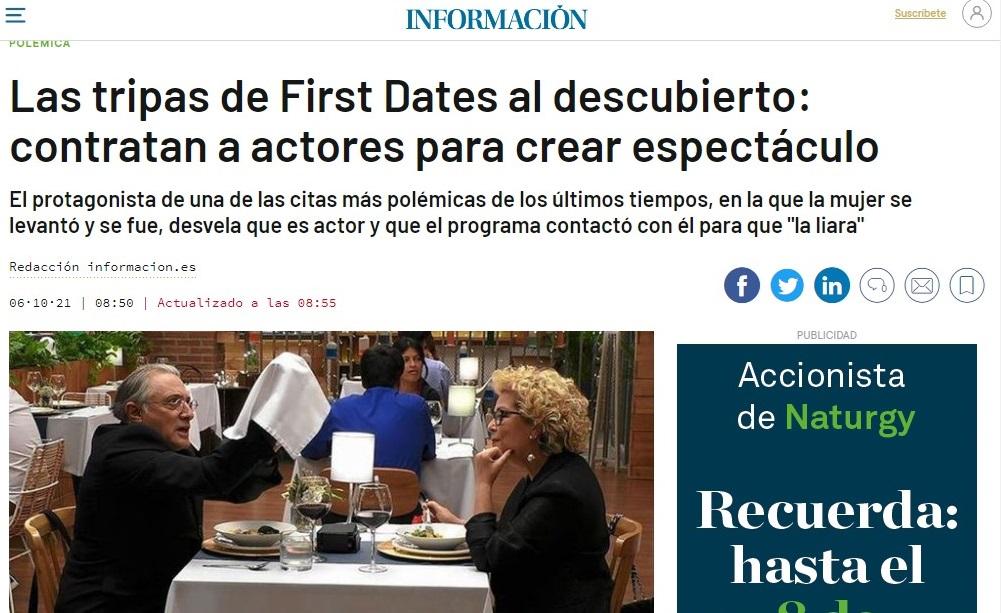 Nanu Ferrari en Infomacion.es - 06/10/2021 gabinete de prensa