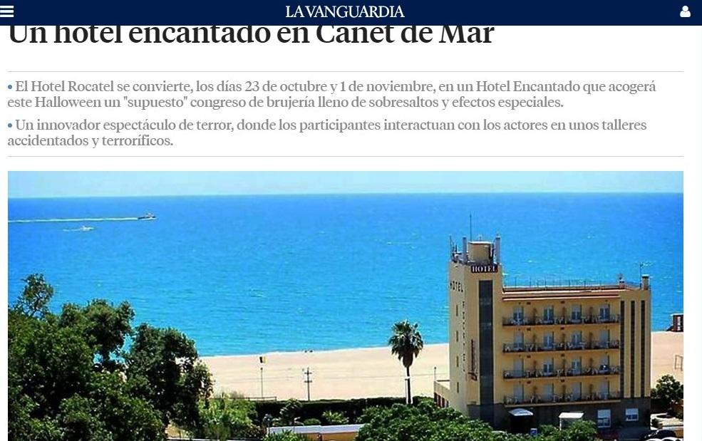 """Planeta Insólito en """"la Vanguardia"""" -06/10/2021 gabinete de prensa"""